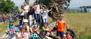 Sommerferienlager 2019 (Juli) @ Wildnisschule Teerofenbrücke | Schwedt/Oder | Brandenburg | Deutschland